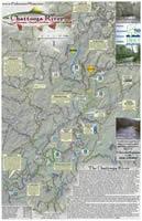 Georgia fishing maps and ga fishing for Georgia trout fishing map