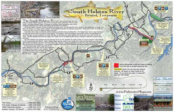 Trout Fishing In Tennessee Map.Tennessee Fishing Maps And Tn Fishing