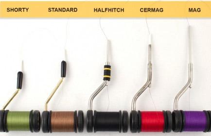 NEW RITE HALF HITCH MAG BOBBIN fly fishing tying tool versatile best all purpose