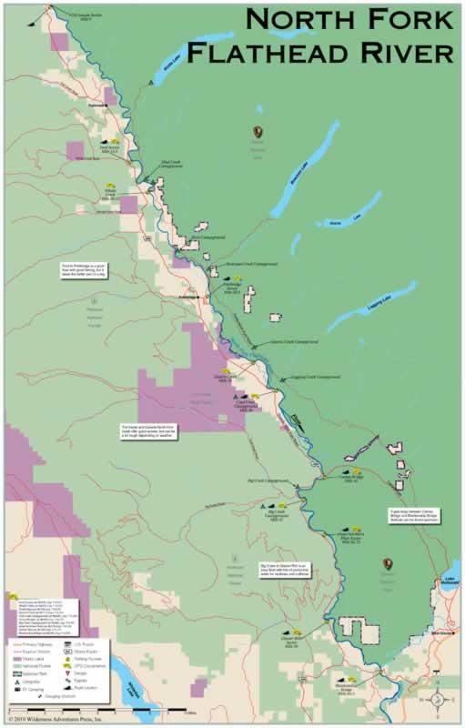 Fly Fishing Montana And Montana Fishing Maps And River Maps - Montana rivers map